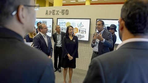 Nanyang Politeknik, StarHub kerjasama lancar pusat 5G