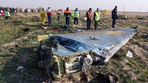 Canada: Ada bukti pesawat Ukraine ditembak peluru berpandu Iran