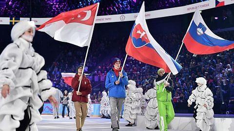 Temasya Lausanne bermula, Singapura diwakili tiga atlit