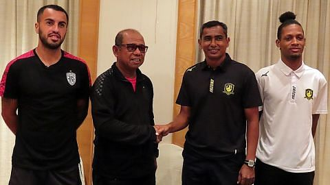 BOLA SEPAK SETEMPAT 'Darah muda' Tampines sedia cabar Bali United