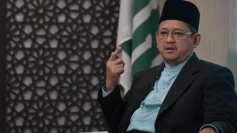 Mufti: Banyak pencapaian Muslim SG dari sudut kehidupan beragama