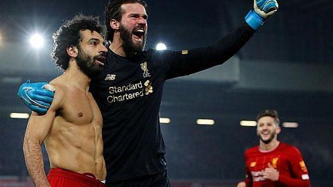 Liverpool dahului liga, Man Utd tercicir 30 mata
