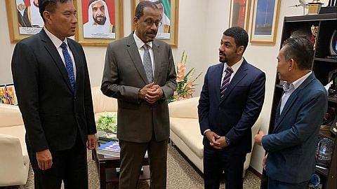 DPPMS teroka kerjasama dengan UAE