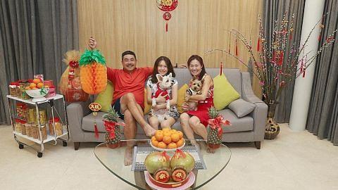 Kongsi semangat Gongxi