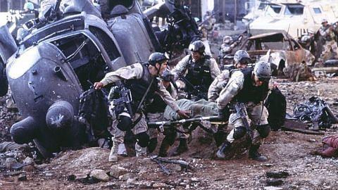 WAYANG 'Bakara' papar 'Black Hawk Down' versi Malaysia