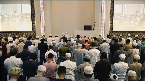 Masjid Darul Ghufran lakukan solat hajat