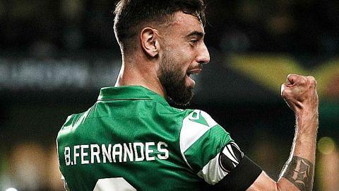 Man Utd capai persetujuan dapatkan Bruno Fernandes