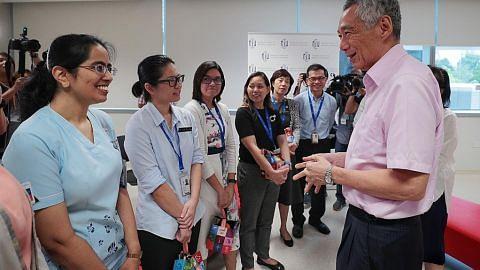 S'pura bersedia dan berupaya tangani koronavirus Wuhan: PM Lee