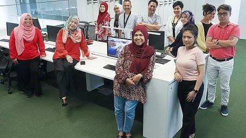 Pendekatan Suria di sebalik saingan sengit wadah digital