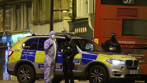 Polis Britain tembak mati lelaki di London berkaitan kes pengganasan
