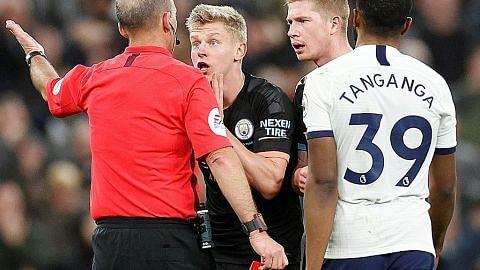 LIGA PERDANA ENGLAND Penampilan sulung Bergwijn bantu Spurs benam Man City 2-0