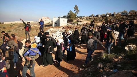 Empat askar Turkey maut dalam serangan bom di Idlib