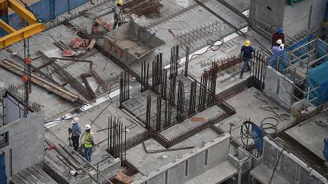 Projek binaan mungkin tertunda dek sebahagian pekerja berada di China