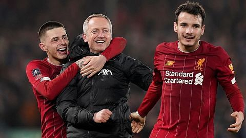 BOLA SEPAK PIALA FA ENGLAND Pemain muda Liverpool cipta sejarah