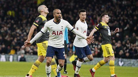 BOLA SEPAK PIALA FA ENGLAND Spurs hempas pulas atasi Southampton 3-2