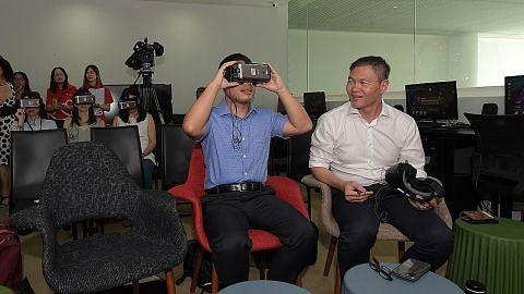 Manfaat 'Virtual Reality' lengkapi belia dengan pengetahuan kesihatan mental