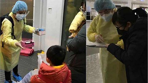 Pesawat kedua bawa pulang 174 warga S'pura dari Wuhan selamat tiba