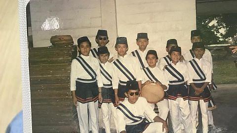 Fandi Ahmad, Khairudin Saharom pernah jadi anggota