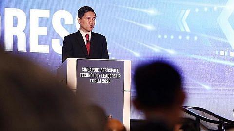 Chun Sing: S'pura perlu bangun kelebihan daya saing dalam industri aeroangkasa