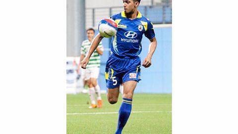 Bekas pemain Liga-S Shariff Samat, meninggal dunia