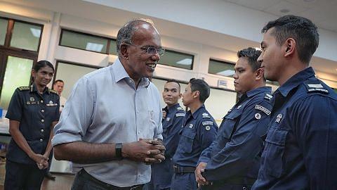 Shanmugam: Home Team gigih tangani koronavirus
