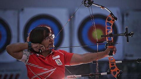 SUKAN MEMANAH Nur Syahidah dipilih pemanah para terbaik dunia