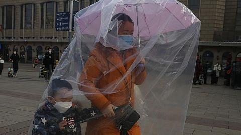 Kes baru di Hubei semalam paling rendah sejak Jan