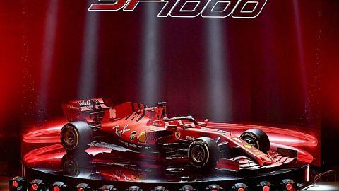 Ferrari perkenal kereta baru SF1000 bagi 'pancitkan' Mercedes