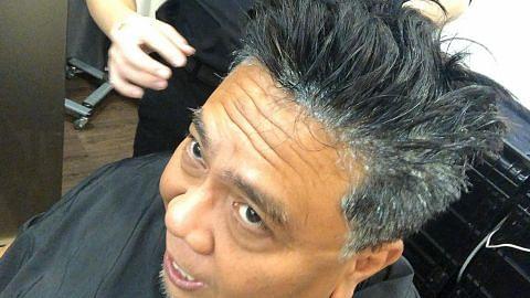 Kaum lelaki pun perlu rawat rambut