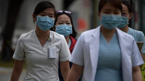 Sokongan untuk pekerja jagaan kesihatan yang terpaksa batal cuti