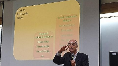 Pakar linguistik: Penutur beraneka ragam Melayu Nusantara perlu bersatu majukan bahasa