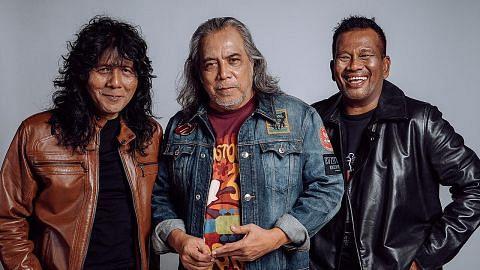Lefthanded rai 40 tahun dengan konsert bersama Ramli Sarip