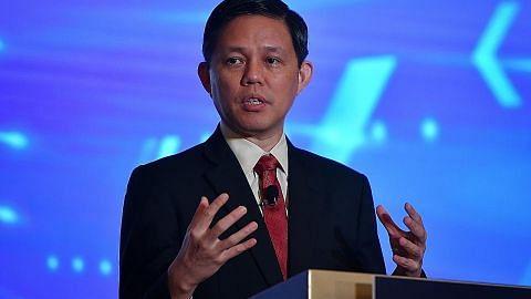 Chun Sing: Pertahanan Mutlak kian penting di tengah-tengah cabaran wabak koronavirus