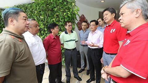 SUSULAN BELANJAWAN Pemimpin kesatuan sekerja lega pemerintah prihatin bantu majikan, pekerja