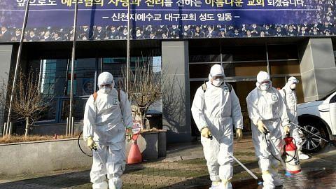 Wanita 'super spreader' dan anggota gereja punca penularan di Korea Selatan