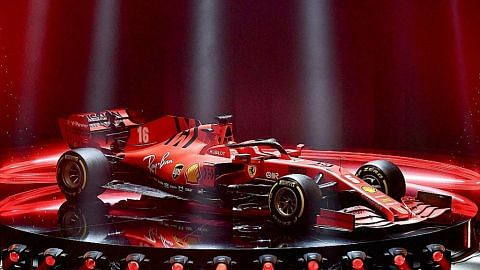 Ferrari perkenal kereta baru saingi Mercedes