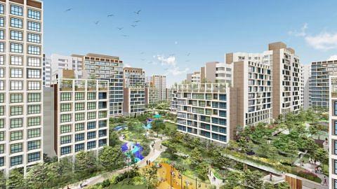 15,700 bujang beli flat HDB di estet kurang matang sejak 2013