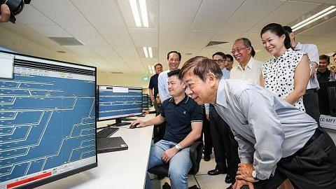 $100j perlengkap kemudahan simulasi laluan rel