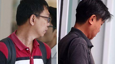 Rasuah: Bekas pengarah firma, pengurus telekom bank didenda $30,000 seorang