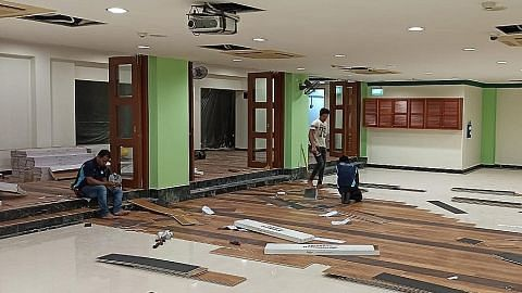 Kerja ubah suai Masjid Abdul Gafoor dijangka siap Jun 2020