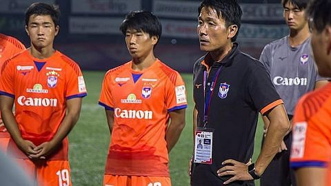 Geylang International, Albirex Niigata mahu kutip kemenangan pertama