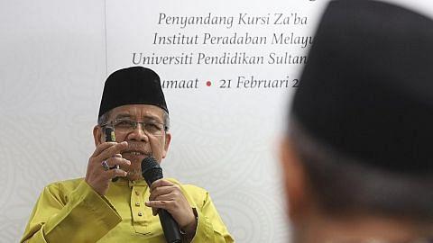 Bahasa Melayu ada potensi jadi salah satu bahasa utama dunia