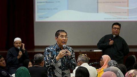 Dialog kongsi manfaat Belanjawan 2020