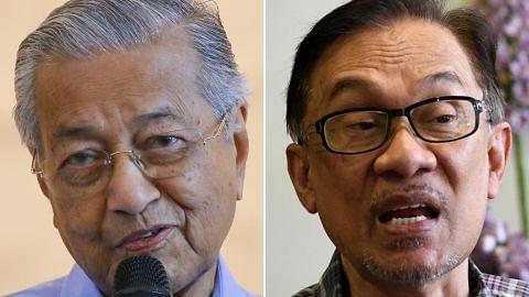 Dr M salahkan Muhyiddin, Anwar dalam mesyuarat tertutup