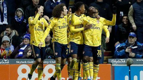 Arsenal mara ke suku akhir Piala FA