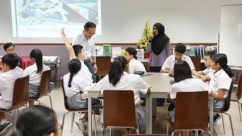 Rangka kerja SkillsFuture bagi guru pertingkat kemahiran diperkenal