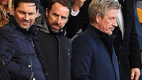 KEJOHANAN BOLA SEPAK LIGA NEGARA-NEGARA UEFA Southgate harap Kane, Rashford pulih jelang pertemuan dengan Belgium