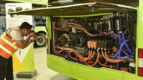 Pemerintah bakal henti guna diesel bagi bas awam