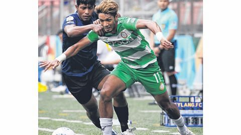 Fareez raih manfaat dalam liga kompetitif