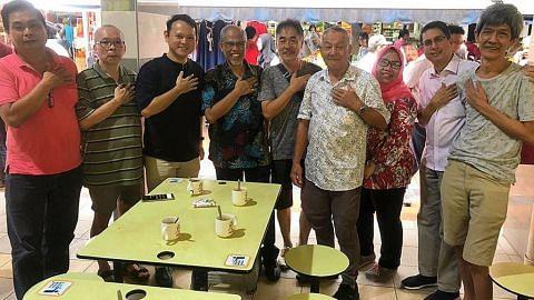 AP Melayu/Islam sapa penduduk dengan 'SalamMufti'